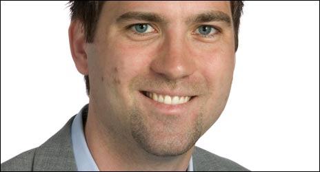 Karl Hulterström, biträdande regionchef Svenskt Näringsliv Örebro län.