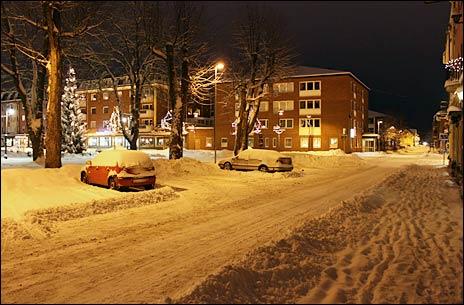 Det senaste snöfallet tog en rejäl tugga ur BKTs budget för 2011.