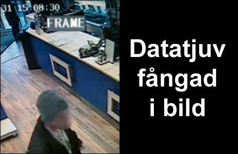 Bild: Euronics övervakningskamera