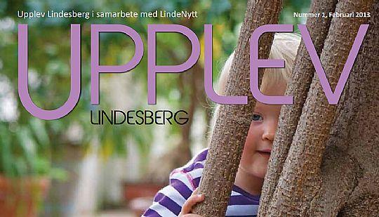 Bilden är av ett första utkast på Magasin Upplev Lindesberg