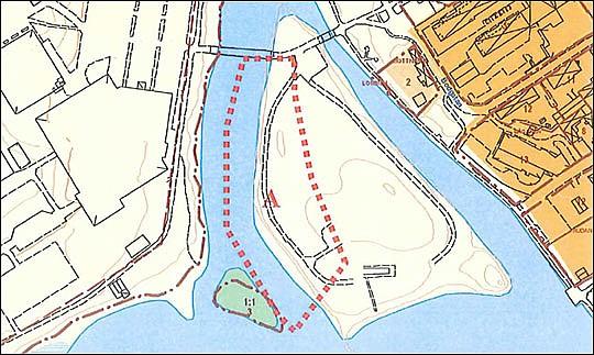 Kartskiss: Lindesbergs kommun