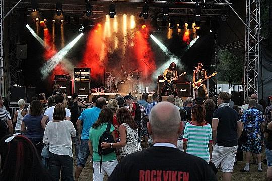 Rockviken 2013. Foto: Björn Sundström / LindeNytt