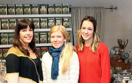Caroline Söderlöf är nöjd med överlåtelsen av Hon & Han. Foto: Monika Aune
