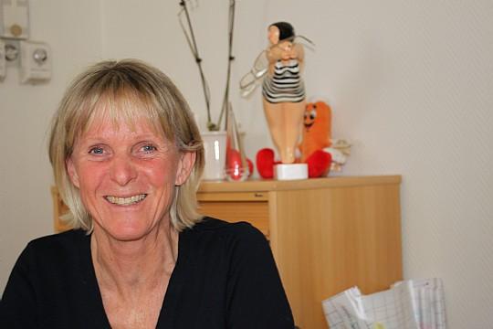 Näringslivschef Merit Israelsson. Foto: Monika Aune