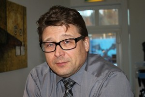 Peder Larsson, skatterådgivare hos Grant Thornton. Foto: Monika Aune