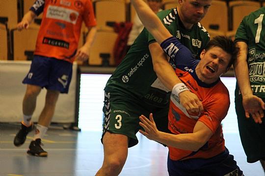 För andra gången på drygt en månad satte OV Helsingborg stopp för LIF Lindesberg. FOTO: Hannes Feldin