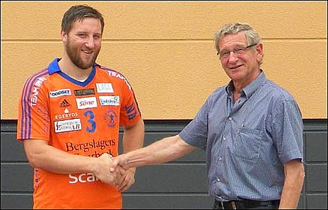 Erik Axelsson är en av de gamla LIF-spelare som gästar Gamla Idrottshuset på torsdag. ARKIVFOTO: LindeNytt
