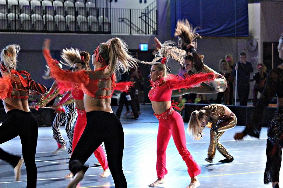 webbkamera dansare stor i Göteborg
