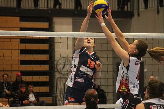Efter två år med Johan Isacsson får Lindesberg Volley internationell prägel på tränarbänken. ARKIVFOTO: Hannes Feldin