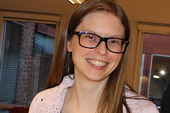 Linda Svahn, Barn- och utbildningsnämndens ordförande. Foto: Hans Andersson