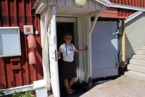 Före detta ungdomsmottagningen på Bytesgatan blir ny veterinärpraktik. Foto: Ida Lindkvist