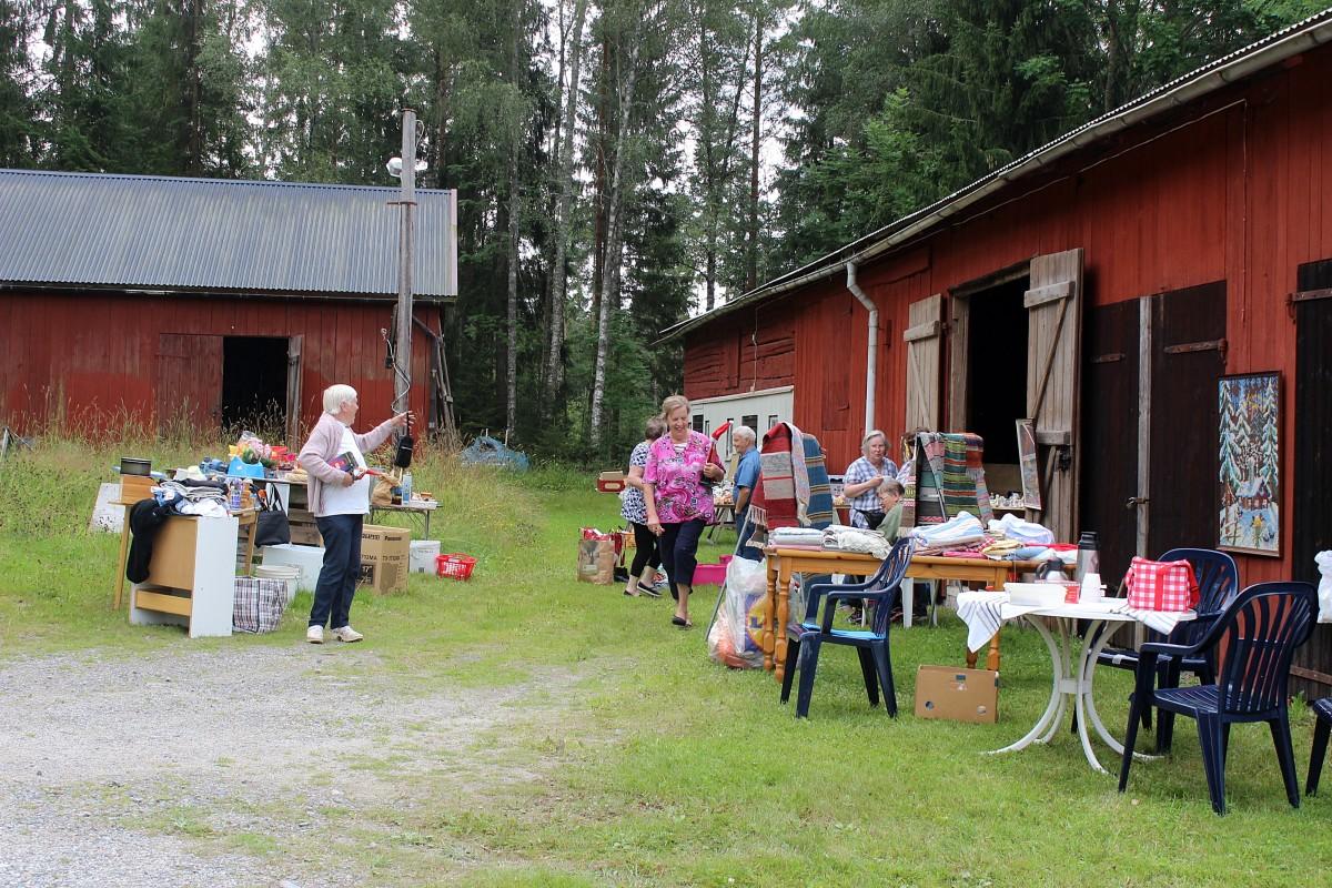 Gård nummer två. Foto: Ida Lindkvist