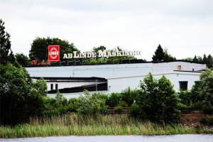 Linde Maskiners VD presenterade idag detaljer om den stororder som företaget tagit hem. Arkivfoto: Ida Lindkvist