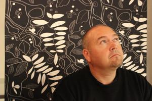 Anders Forsell är fotograf och vill ge oss nya spännande att se på omgivningen. Foto: Hans Andersson