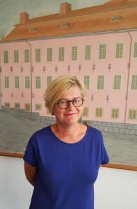 Efternamnet Åbyhammar fick Marianne efter gården hon växte upp på. Foto: Privat