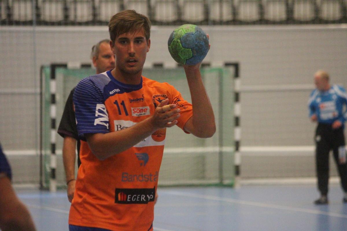 Jesper Jakobssons utvisning med två minuter kvar kostade LIF poängen. ARKIVFOTO: Hannes Feldin