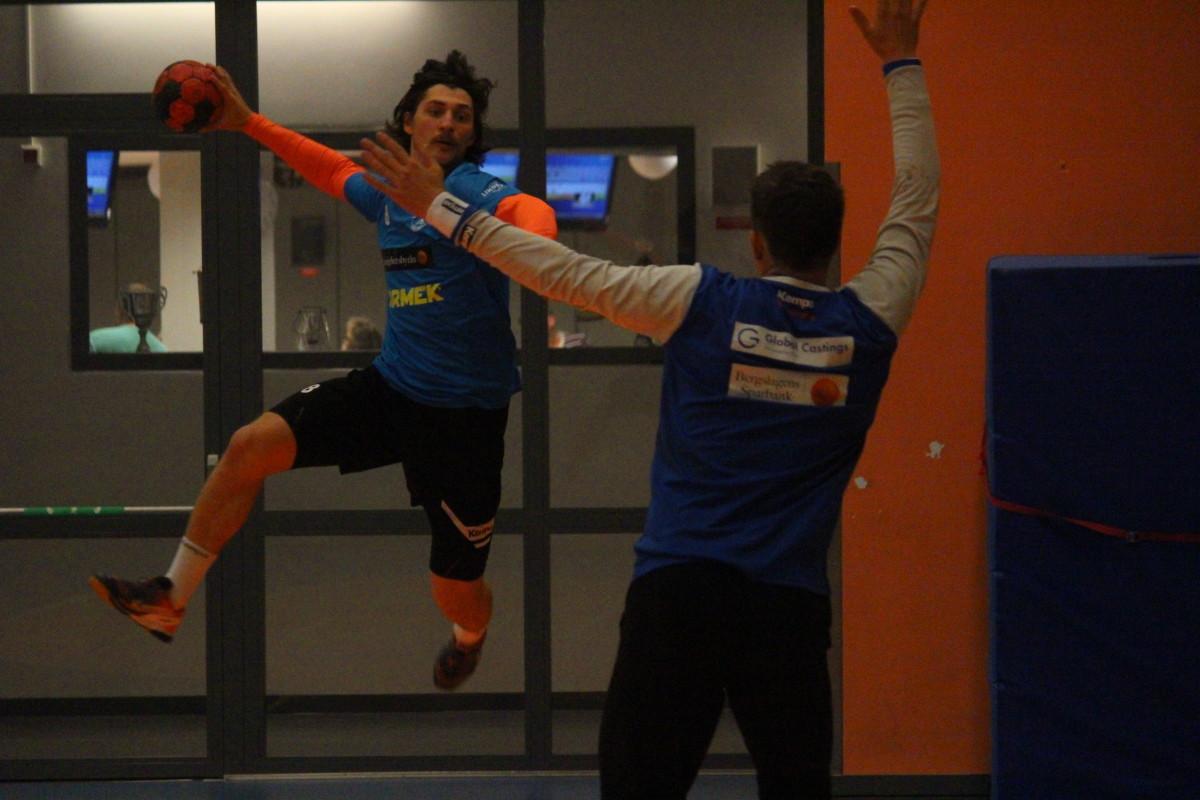 Bashkim Gashi säger att han har blivit mer disciplinerad och träningsvillig den här säsongen. FOTO: Hannes Feldin