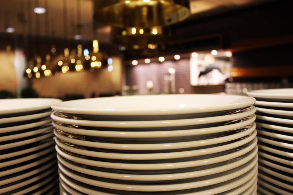En liten smygtitt på Krydda Restaurang. Foto: Ida Lindkvist