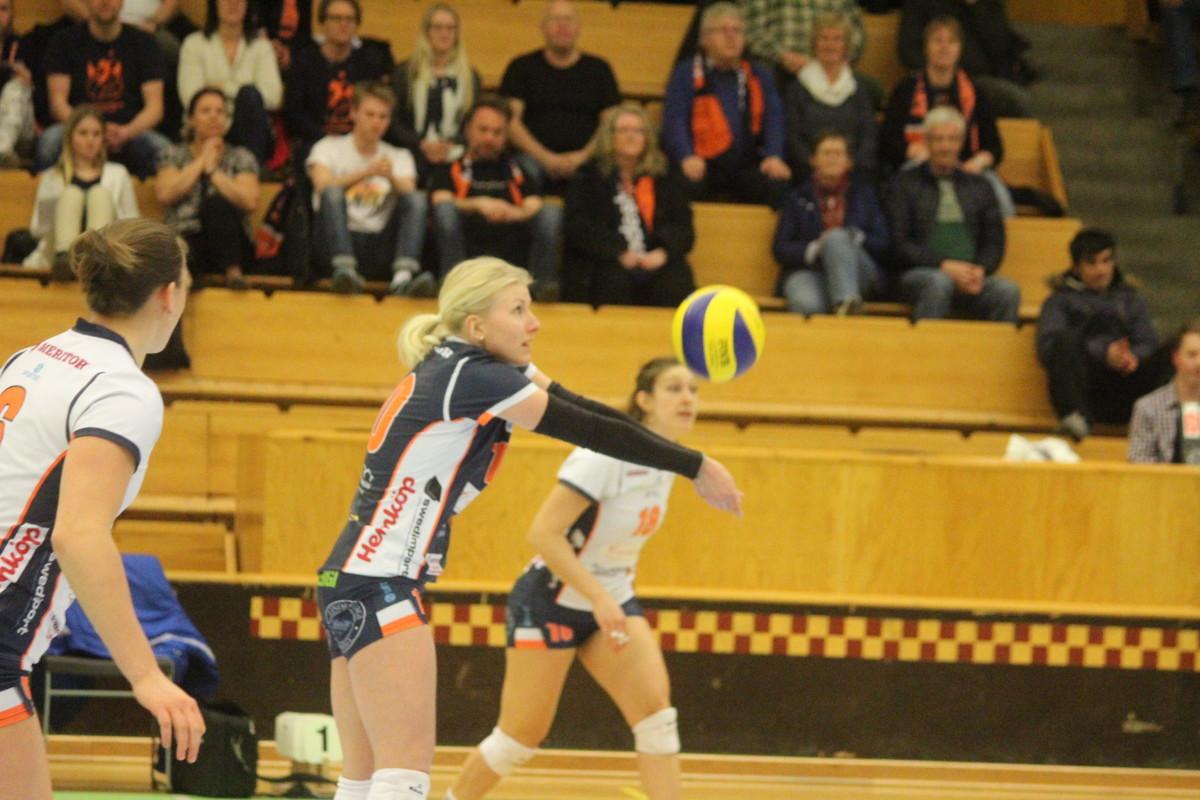 Med flera säsonger i Linde bakom sig återvänder nu Therese Granlund. ARKIVFOTO: Hannes Feldin