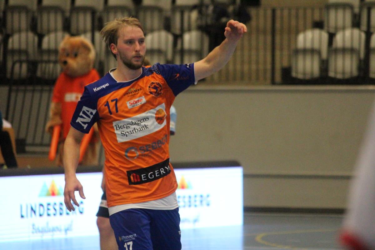 Med sju mål ledde Jacob Nelson LIF till vinst hemma mot Varberg. ARKIVFOTO: Hannes Feldin