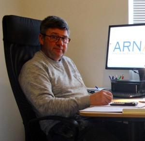 Lars har många års erfarenhet inom branschen. Foto: Ida Lindkvist