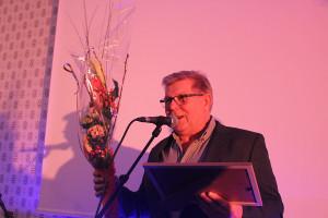 Björn Nyberg har just fått utmärkelsen Årets Eldsjäl. Han fick ett judogymnasium till Frövi - för 30 år sedan. Foto: Hans Andersson
