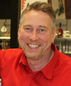 Per Eriksson har många järn i elden, men nu har han och brodern Jan sålt verksamheten i Mälardalens Ställningsmontage. Foto: Hans Andersson