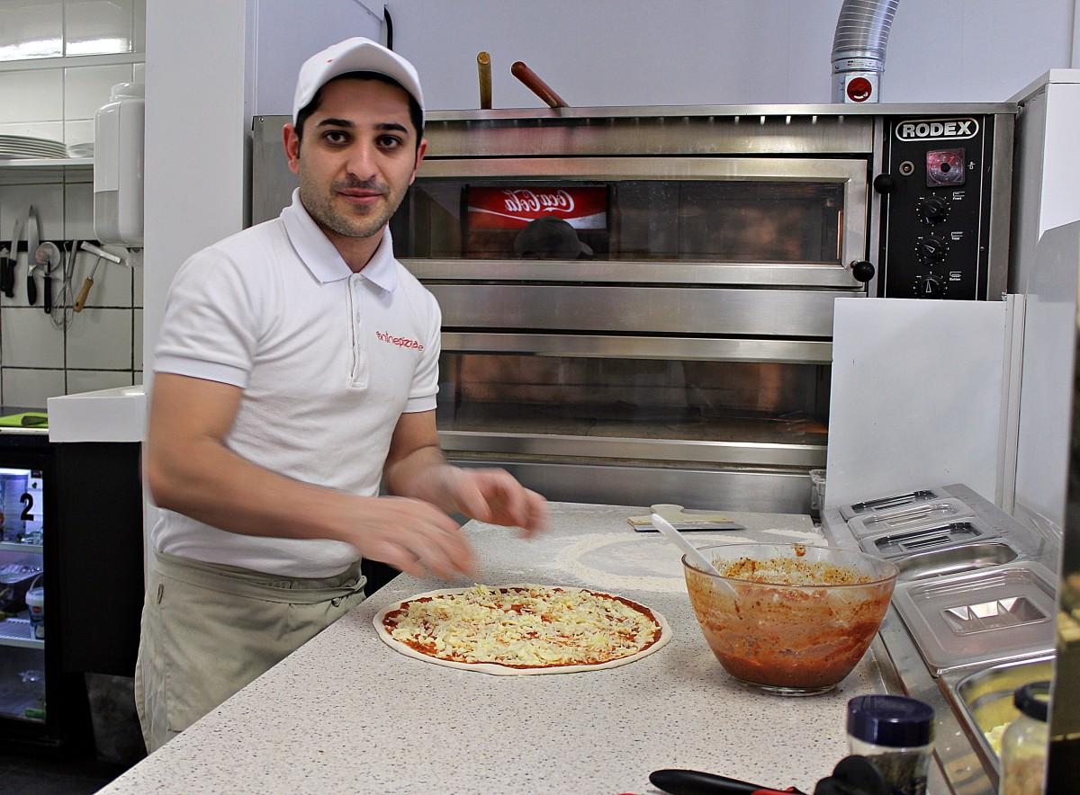 pizzeria mozzarella lindesberg