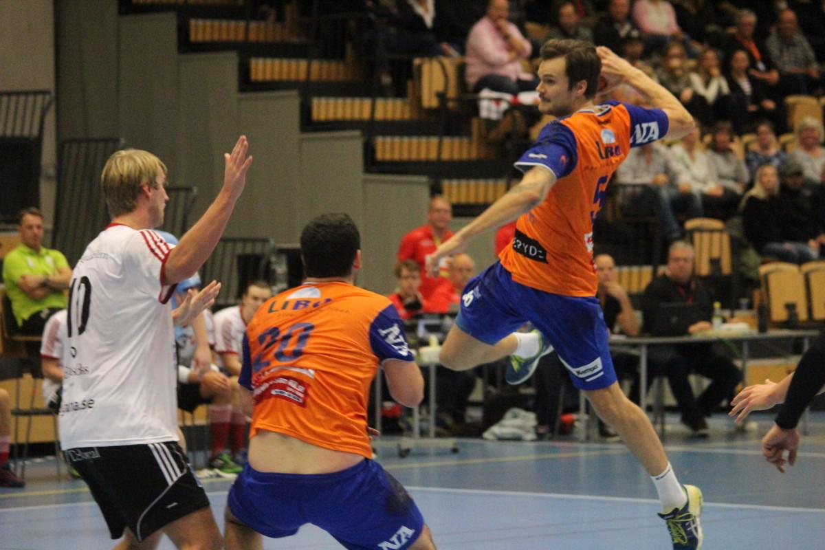 Med åtta mål ledde Joakim Bååk sitt LIF till en viktig seger på söndagen. ARKIVFOTO: Hannes Feldin