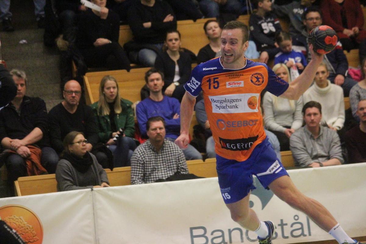Med fem mål var Oskar Erixon med och ledde LIF till seger i Idrottshuset. ARKIVFOTO: Hannes Feldin