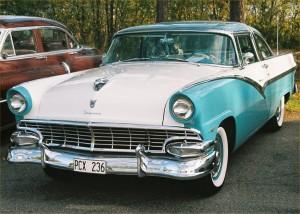 CROWN VICTORIA 1956