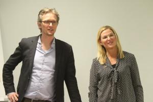 Rickhard och Ulrica. Foto: Ida Lindkvist
