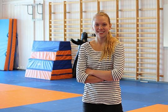 Visionen om att nå sommarens OS i Rio de Janeiro har fått sig en törn för Anna Bernholm. ARKIVFOTO: Hannes Feldin