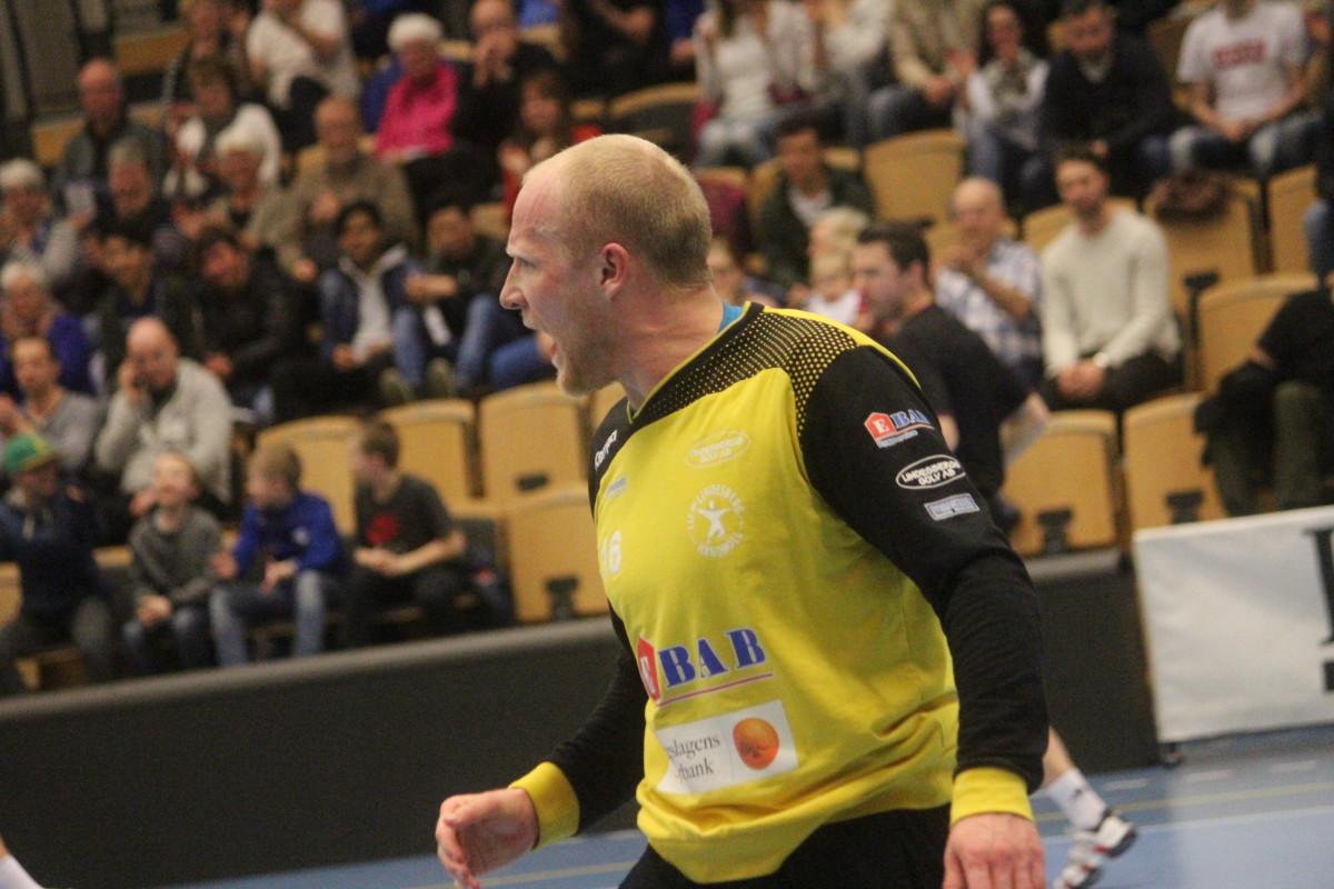 Sébastien Ehnevid är laddad för LIF:s intåg i kvalspelet. ARKIVFOTO: Hannes Feldin