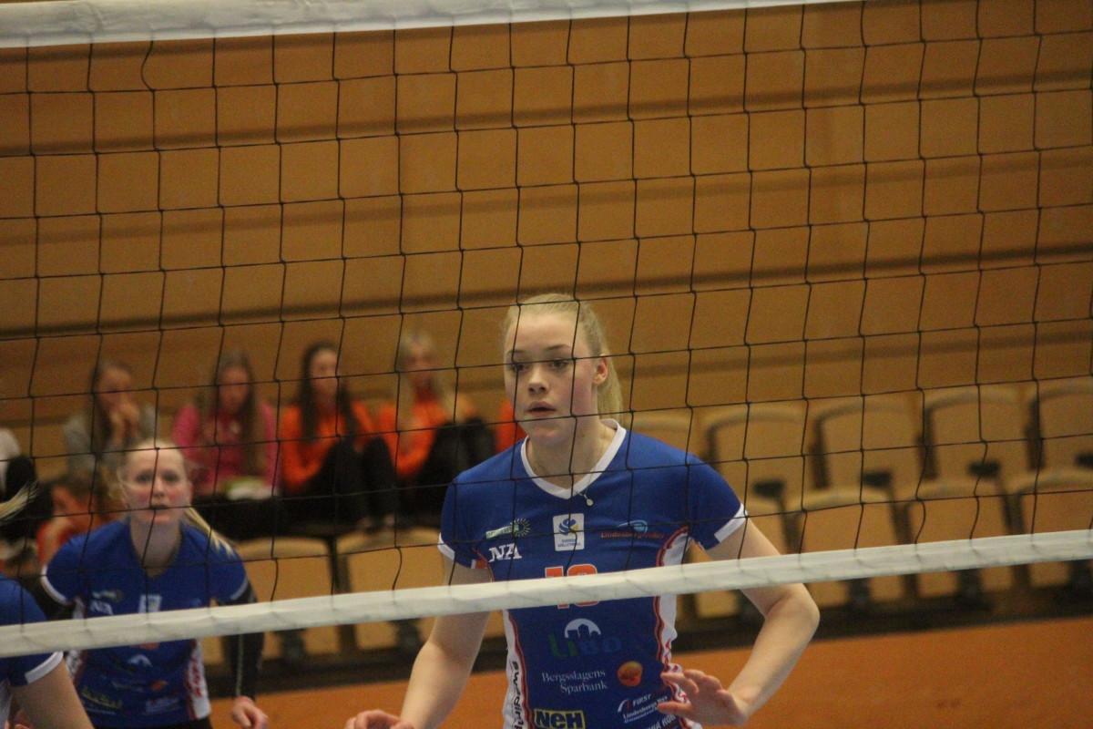 Landslagsäventyret i Kroatien bjöd på tre heta kvalmatcher och Elsa fick speltid i samtliga. ARKIVFOTO: Hannes Feldin