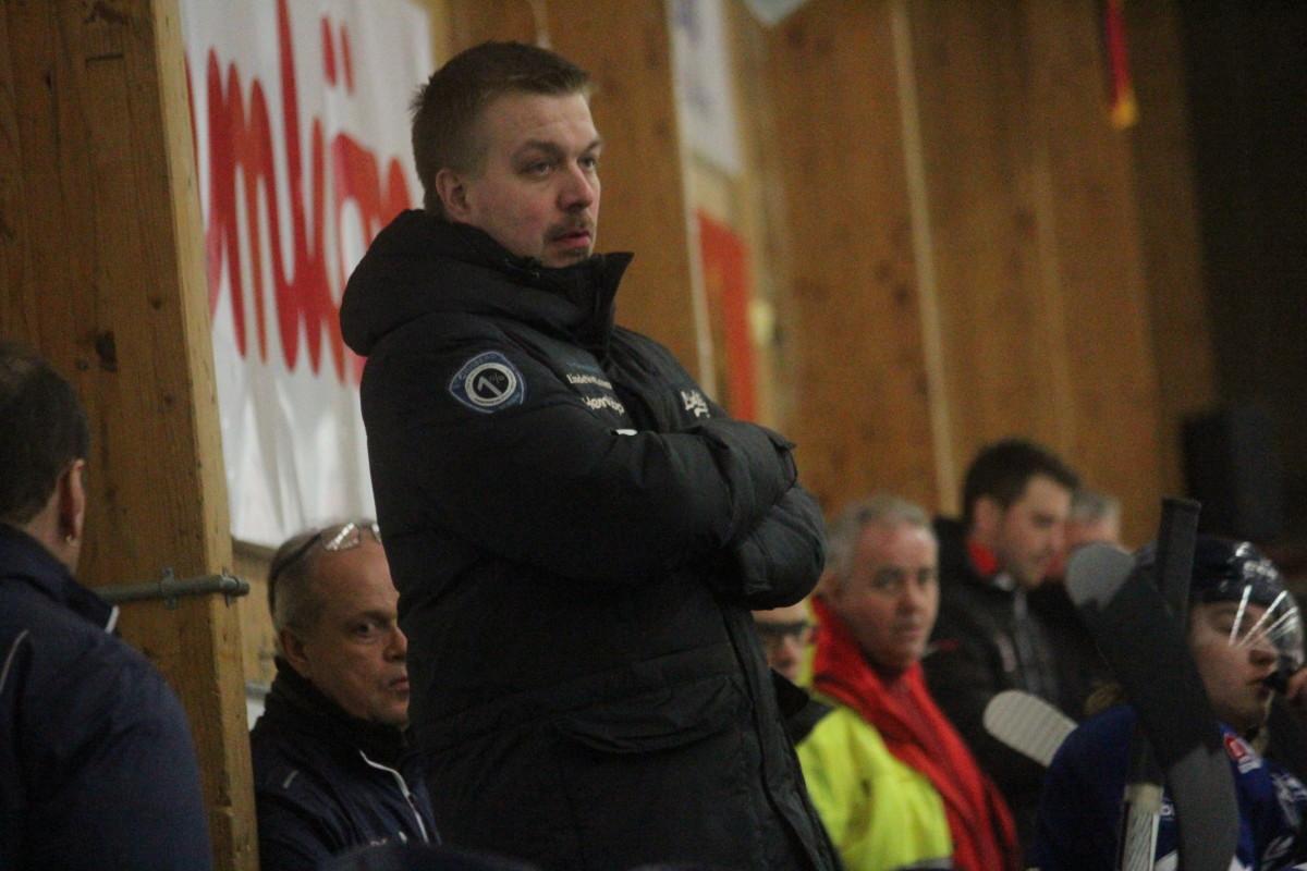 Med Charlie Torstensson klar är Jussi Salo snart i hamn med sin spelartrupp till i höst. ARKIVFOTO: Hannes Feldin