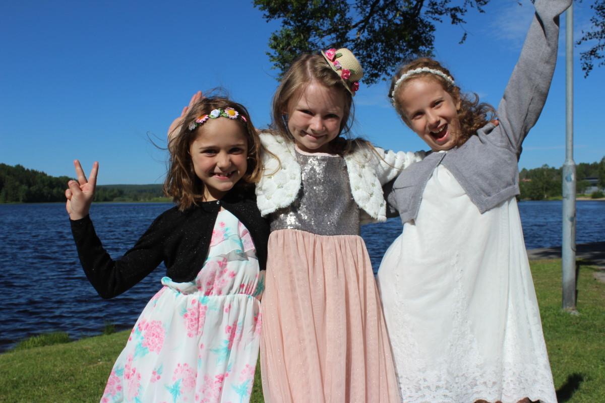 För sommarlovslediga barn finns mängder med roliga aktiviteter att välja på. Arkivfoto: Ida Lindkvist