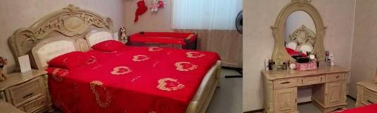 Sovrum som ny dubbel säng+ 2 sängbord+ byrå+ spegel LindeNytt com Senaste nytt från Lindesberg