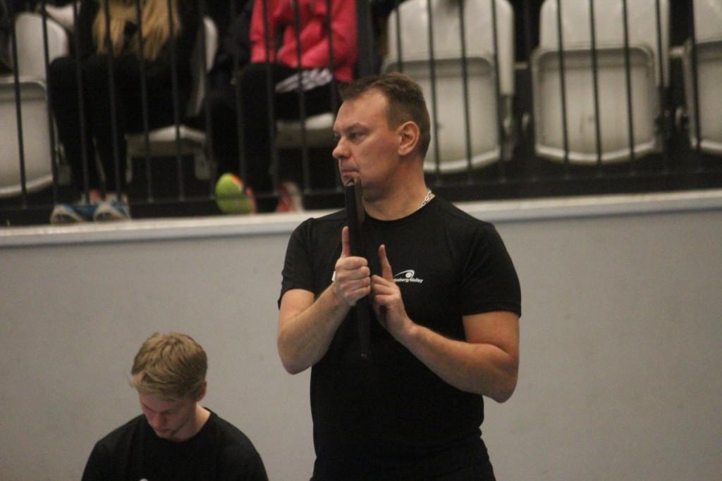 Med Nette Peit redo för spel kan Teemu Sarna formera bästa tänkbara lag. ARKIVFOTO: Hannes Feldin