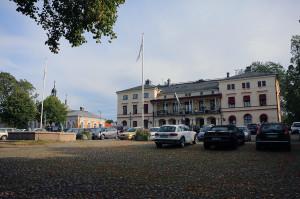 Lindesbergs Stadshotell. Foto: Fredrik Norman