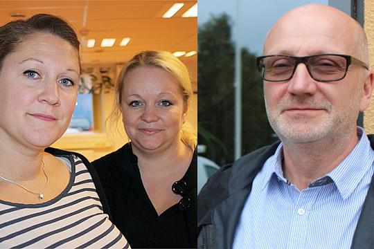 Anna Almlöf, Maria-Pia Karlsson och Tommy Allström är riktigt företagsamma - kanske rent av mest företagsamma i hela länet. Arkivfoton: Monika Aune / Hans Andersson.