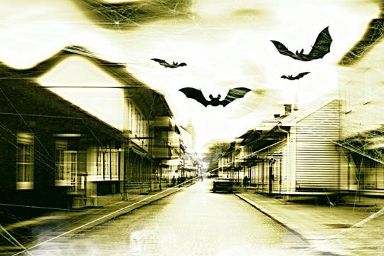 En spöklik shoppingkväll i city väntar på torsdag. Bild: Jennie Larsson