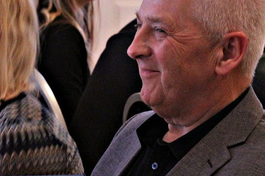 Göran Karlsson släpper ny bok om kända och bortglömda som bidragit till stadens utveckling. Arkivfoto: Ida Lindkvist