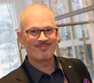 Roger Sixtensson, FALAB/LIBO. Foto: Fredrik Norman
