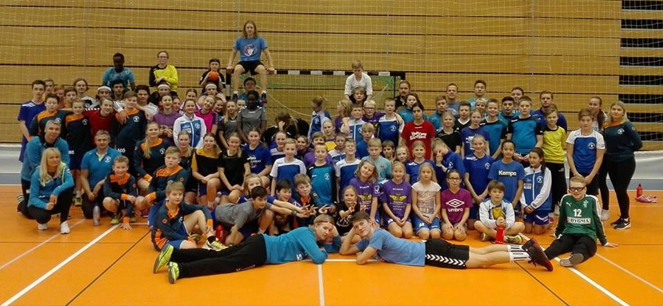 Teori, planering och en hel del träningspass skapade två intensiva dagar i Arenan. FOTO: LIF Lindesberg