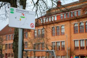 Kristinaskolan i Lindesberg. Foto: Fredrik Norman