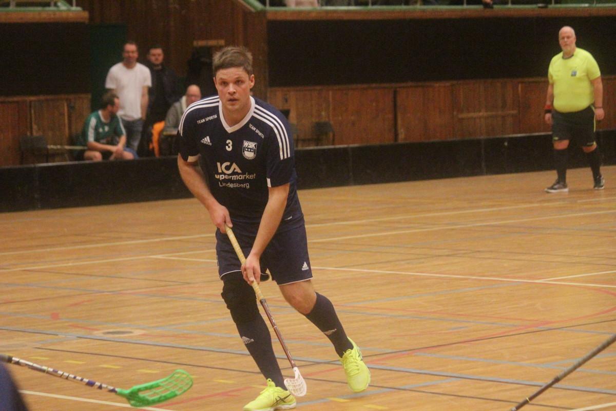 """Fyra mål och två assist blev Mattias """"Palten"""" Petterssons facit på lördagen. ARKIVFOTO: Hannes Feldin"""