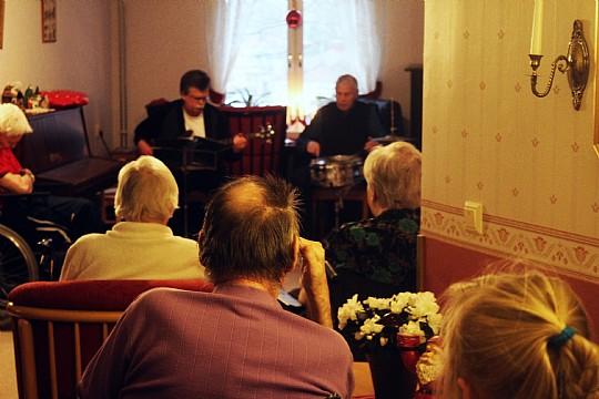 Ett nytt äldreboende planeras byggas i centrala Lindesberg. Arkivfoto: Ida Lindkvist