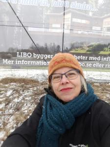 Livsstilsboendet i Dalkarlshyttan är en bra satsning, tycker Inger. Foto: Inger Griberg