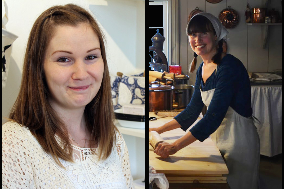 Sara Kvarnlöf och Marita Wirén flyttar hem sina verksamheter. Foto: Ida Lindkvist / Privat